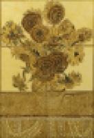 Керамический декор панно HBC-007 60х90 см