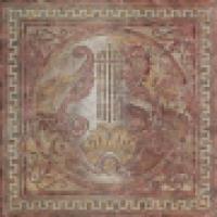 Декор Lira Singolo Noce/Passion 48,4x48,4 см