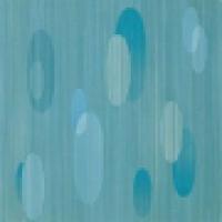 Напольная плитка Optical голубой Inserto Pav. 30,5x30,5 см