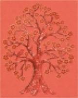 Облицовочная плитка D1611/2118 Гринвич красный 20x25 см
