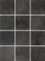1222 Караоке черный, полотно 30х40