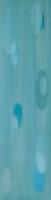 Бордюр Optical голубой Inserto 15x56 см, 8,5x30,5 см