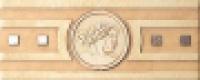 Декор Canova Perlato Listello 10х25 см