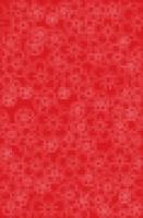 Облицовочная плитка 8136 Сакура красный 20x30 см