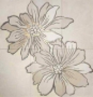Панно Elle Comp. Bianco 96x98 см
