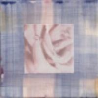 Декор Rosa Singola Violetto 20х20 см