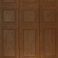 CNF02 Панель филенчатая Canfor Грецкий орех (Imperial Walnut) 6м
