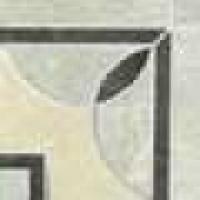 Декор Diamante Ghiaccio Angolo 22,5х22,5 см 15х15 см