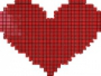 мозаика Fap Cupido Cuore Bianco Mosaico 40x53,5 см
