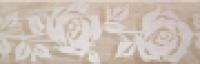 Керамический декор Decorado Hada Moldura Beige 29,5x89,3 см