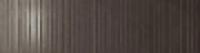 Облицовочная плитка View коричневый Listone Wave Rip. 30,5x56 см