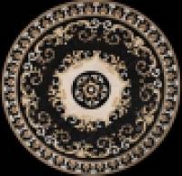 художественная резка керамогранита панно 19