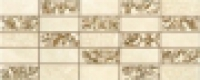 Dec. Valuta Beige декор 20x50