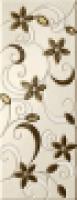 Декор Tiffany Flowers Topazio Inserto 20x50,2 см