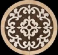 художественная резка керамогранита панно 24