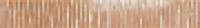 Бордюр Crystal Righe Conchiglia & Mandarino 4,8x32 см