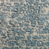"M-055 Сухой камень голубой ""Энол"" (голубой DRY STONE)"