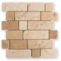 мозаика Stone Mosaico Tra Ertino Ric 28x28 см