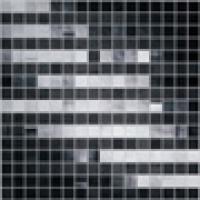 мозаика Fap Oh Nero Mosaico 30,5x30,5 см