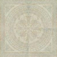 Панно Fidia Rosone White/Grey 96,8x96,8 см