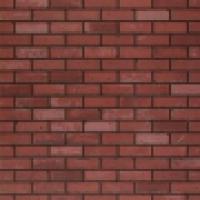 CNF15 Панель Canfor под кирпич Красный кирпич (Brick red) 6мм
