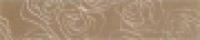 Декор Rose Bronzo List. 7x30,5 см