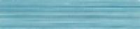 Бордюр Melange голубой Listello 6,5x30,5 см