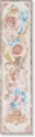 Панно STUCCHI COMPOSIZIONE S/2 AFFRESCO VERTICALE 27х1 см