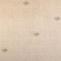 49971 Династия бежевая, 15х20 – ромбики с цветами