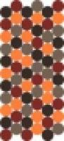 мозаика Allround 2 20х40 см