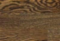 дуб Эбони брашированный