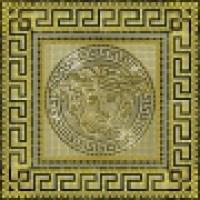 Versace панно купить SGK6060-4466-G 90 90 см