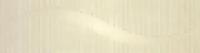 Облицовочная плитка View Ivory Listone Wave 15x56 см