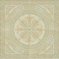 Панно Fidia Rosone Green/Almond 96,8x96,8 см