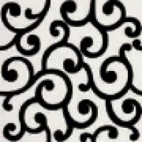 Напольная плитка Fap Suite Chic Bianco Nero 30,5x30,5 см