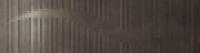 Облицовочная плитка View коричневый Listone Wave 15x56 см