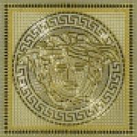 Панно Versace SGK6060-4466-G 60Х60 см