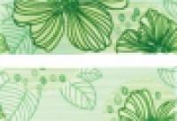 Бордюр A1546/7000 Челси зеленый 6,3x20 см