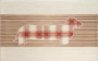 Облицовочная плитка C03/6131 Такса красный 25x40 см