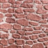 M-072 камень Тореро красная глина (RED CLAY GINESTAR STONE)