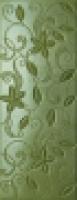 Облицовочная плитка Tiffany Elegance Smeraldo Form. 20x50,2 см