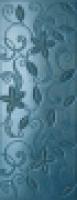 Облицовочная плитка Tiffany Elegance Zaffiro Form. 20x50,2 см