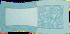 Composicion 9001 Aqua~Turquesa Vidre II 20x40 cm