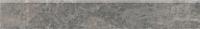 Плинтус Манчестер коричневый обрезной