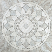 Декор Триумф розон наборный